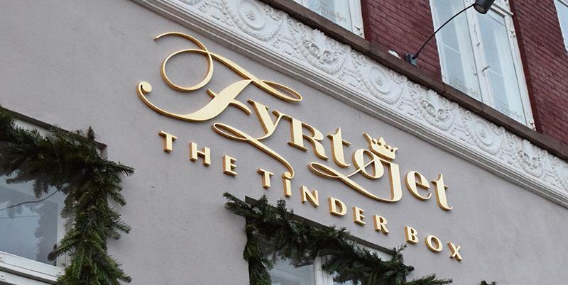 Restaurant Fyrtøjet Nyhavn